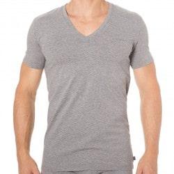 T-Shirt Essential Jesse Gris Diesel