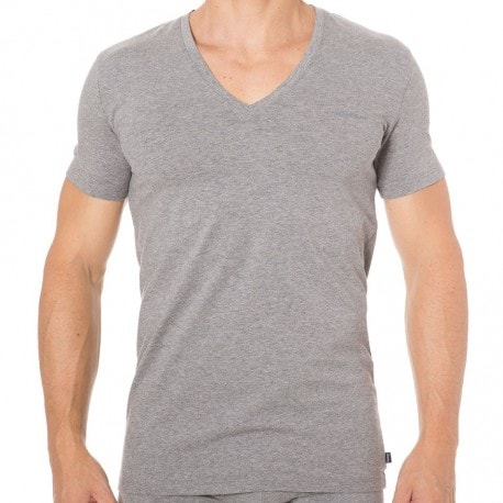 Essential Jesse T-Shirt - Grey