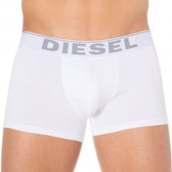 Lot de 3 Boxers Essential Coton Blancs Diesel
