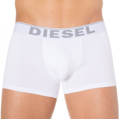 3-Pack Essential Cotton Boxers - White