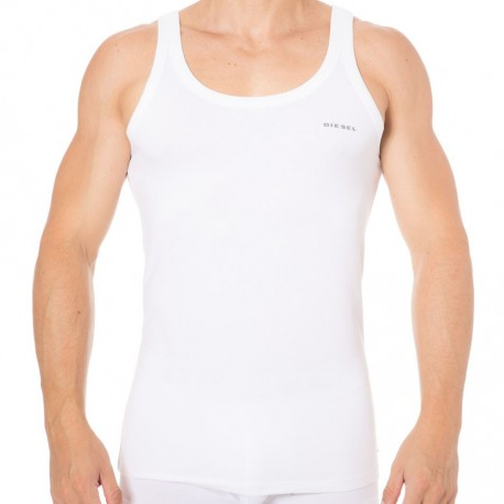 Essential Bale Tank Top - White