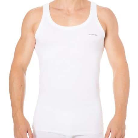 Essential Bale Tank Top - White