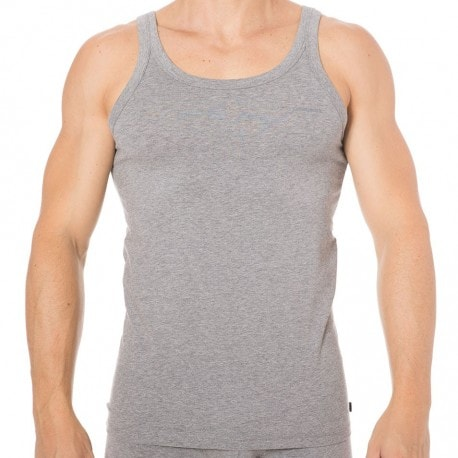 Essential Bale Tank Top - Grey