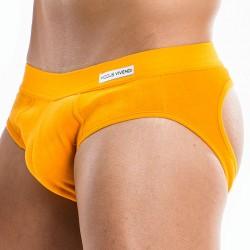 Slip Bottomless Candy Jaune Modus Vivendi