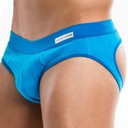 Slip Bottomless Candy Turquoise Modus Vivendi