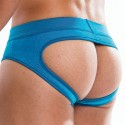 Candy Bottomless Brief - Turquoise