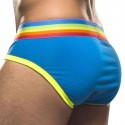 Slip Blow! Pride Almost Naked Bleu Electrique