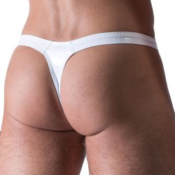 M420 Tower Thong - White Manstore