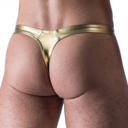M420 Tower Thong - Gold Manstore