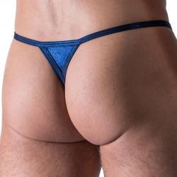 M462 Stripper String - Night Blue Manstore