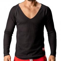 Mark T-Shirt - Black Barcode