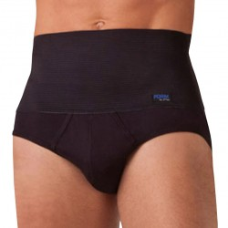 Slimming Contour Pouch Brief - Black 2(x)ist