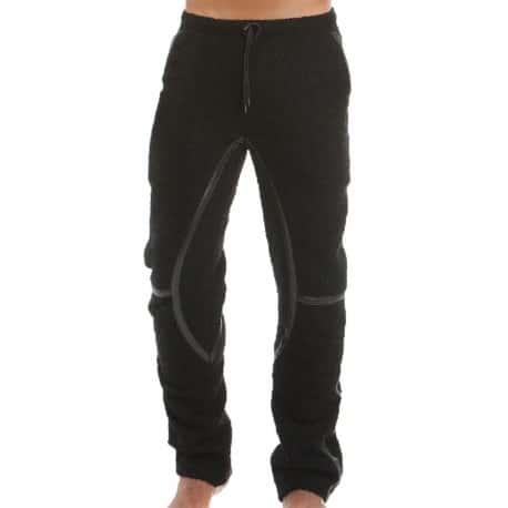 Military Jogger Pants - Black