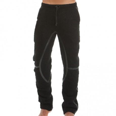 Pantalon Military Noir