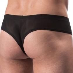 M101 Cheeky Brief - Black Manstore