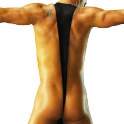 Body Tie Flash Noir Alter
