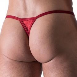 M462 Stripper String - Red Manstore