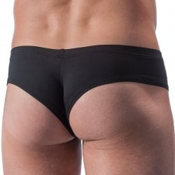 M200 Cheeky Brief - Black Manstore