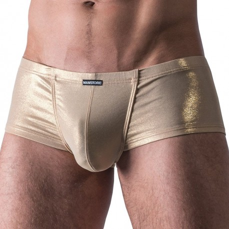 M462 Hot Pants Boxer - Gold