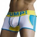 Boxer Jogger Spring Breack Blanc - Bleu - Jaune