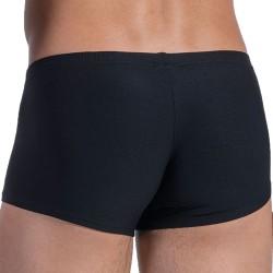 Boxer Minipants RED 1202 Noir Olaf Benz