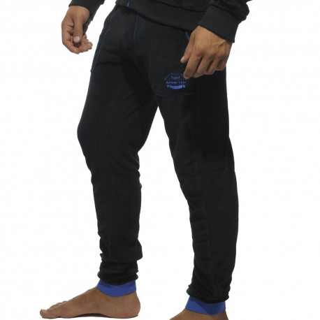Velvet Pants - Black