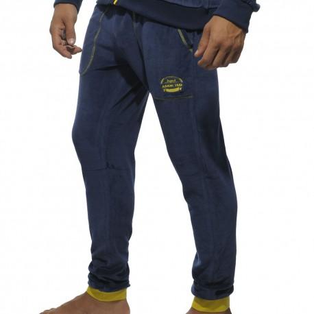 Velvet Pants - Navy