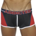 Blocking Color Boxer - Red - Black