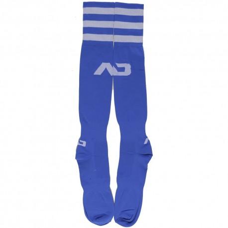 Chaussettes Basic Bleues
