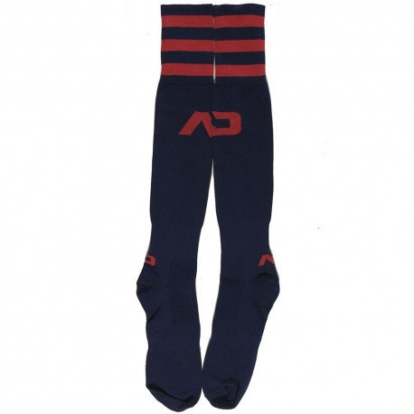 Basic Socks - Navy
