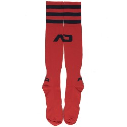 Chaussettes Basic Rouges Addicted