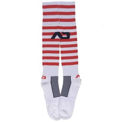 Chaussettes Sailor Rouges Addicted