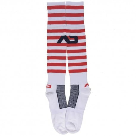 Sailor Socks - Red