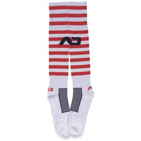 Sailor Socks - Red