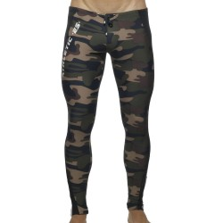 Pantalon Running Camouflage ES Collection