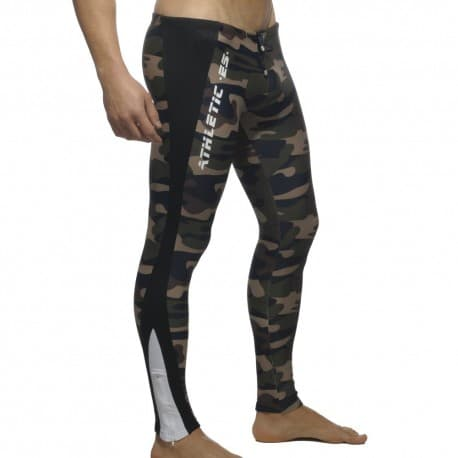 Running Pants - Camouflage