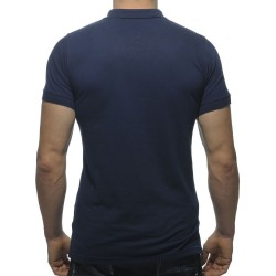 Polo Basic Plain Marine ES Collection