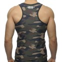 Running Tank Top - Camouflage