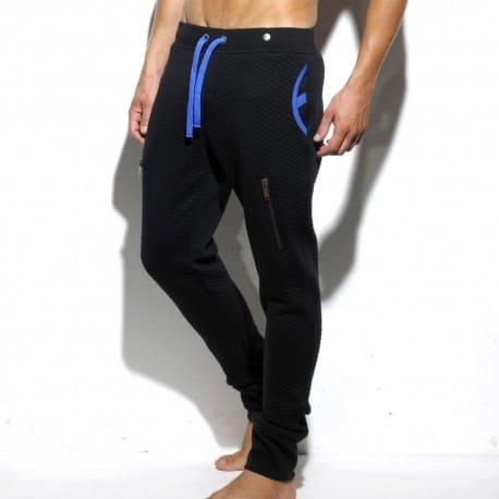 Padded Pants - Black