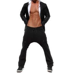 Igor Saroual Pants - Black Rufskin