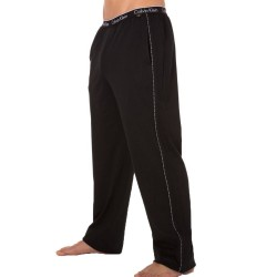 CK One Cotton Stretch Pants - Black Calvin Klein