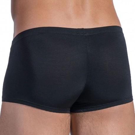 RED 1201 Minipants Boxer - Black