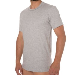 T-Shirt CK One Cotton Stretch Gris - Grey Calvin Klein