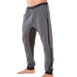 Pantalon Sarouel Gris Diesel
