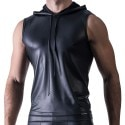 M510 Hoody Tank Top - Black