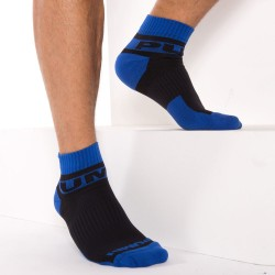 Lot de 2 Paires de Chaussettes All-Sport Panther Noir - Royal Pump!