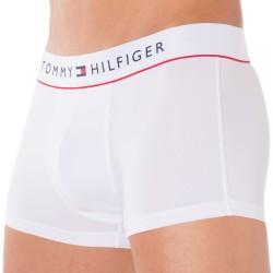 Boxer Flex Microfiber Low Rise Blanc Tommy Hilfiger