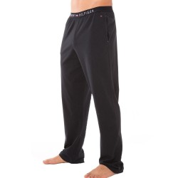 Pantalon Icon Cotton Noir Tommy Hilfiger