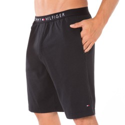 Bermuda Icon Cotton Noir Tommy Hilfiger