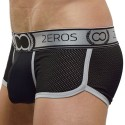 Olympus Boxer - Black - Silver